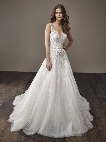 abfc294b81f9 Badgley Mischka Bride Barbara