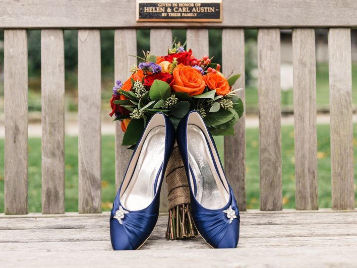 Tmx Bridal Bouquet Shoes 51 1019445 Windsor, CT wedding planner