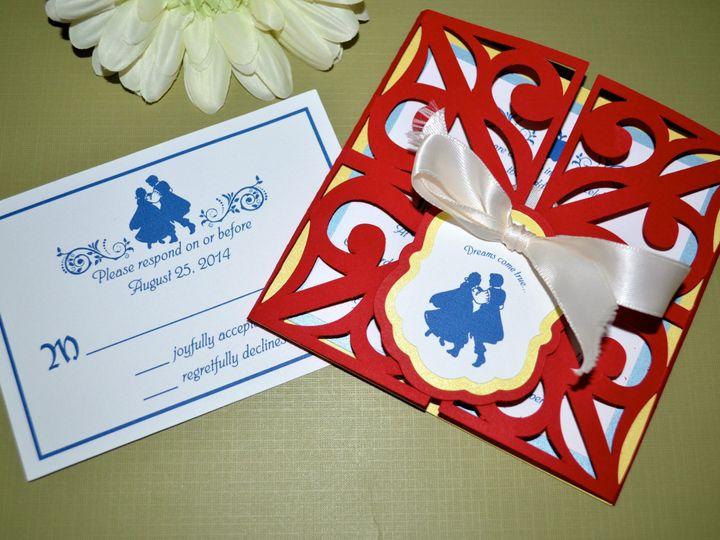Tmx 1404918527867 Dsc0179 Pitman wedding invitation