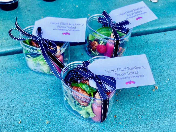 Heart Filled Salads