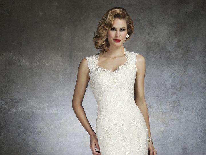 Tmx 1421431546519 Justin Alexander8656012 Bedford wedding dress