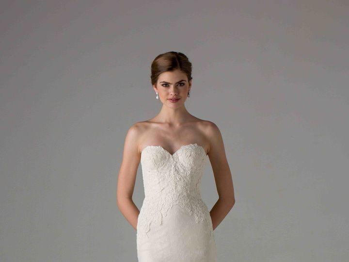 Tmx 1428430679339 Avallon 2 Bedford wedding dress