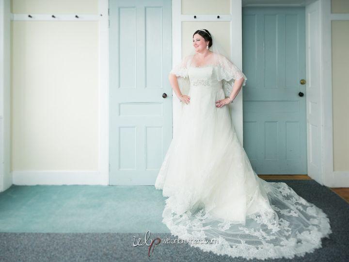 Tmx 1431101111503 Green Loszewskiwedding Wm 133 Bedford wedding dress