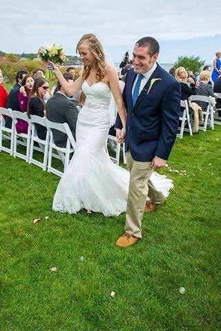 Tmx 1431101126343 Katy Brooke Bedford wedding dress