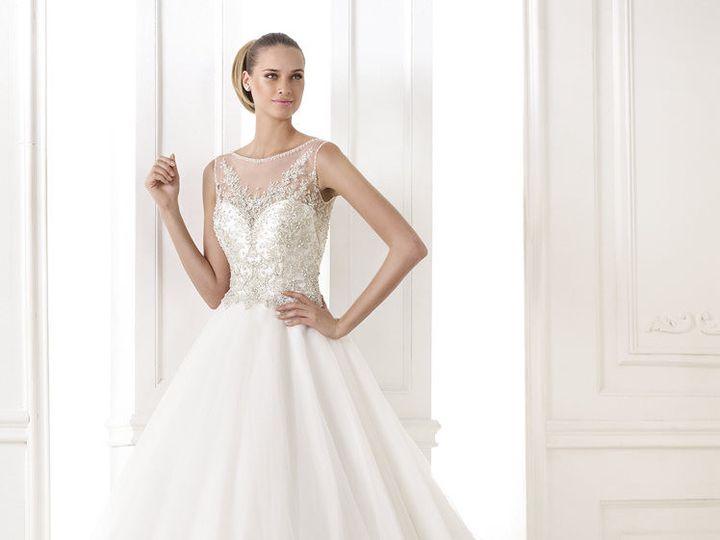 Tmx 1439491870705 Bohemiob Bedford wedding dress