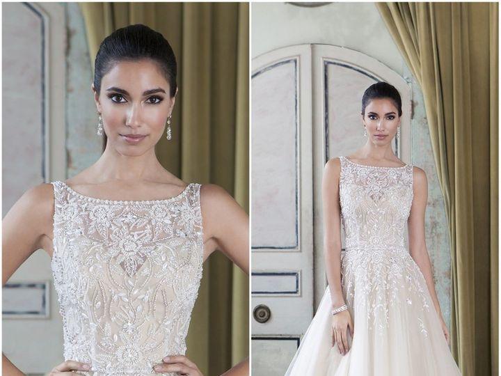 Tmx 1439492842323 Justin Alexander Signature 2015 01 Bedford wedding dress