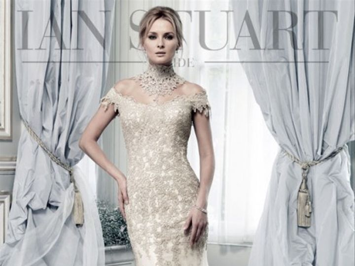 Tmx 1439493980990 Salamanca Gold 471x628 Bedford wedding dress