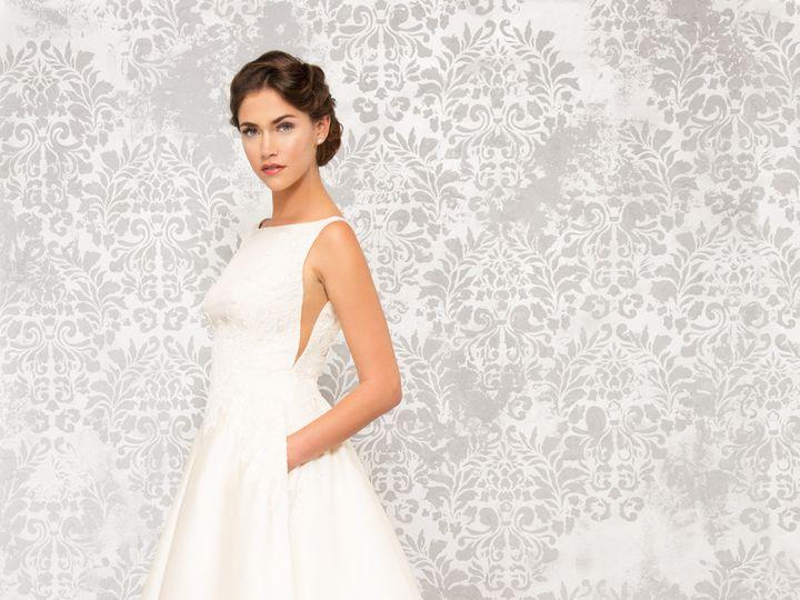 Tmx 1466018222320 Anne Bargedevoted Bedford wedding dress