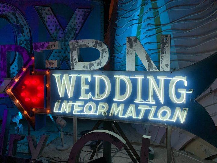 Various wedding locations