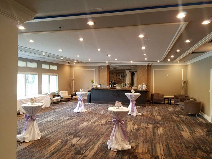 Tmx 1523035991 8b4cc2c824100035 1523035988 5bebd07b89341af4 1523036001507 18 EBCC Foyer Cockta Geneva wedding venue