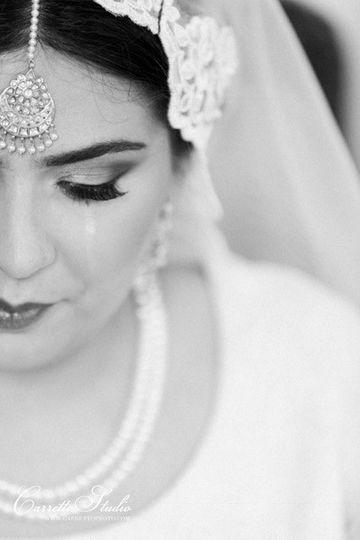 Portrait of the bride - Carretto Studio Photography