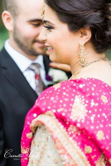 The happy couple - Carretto Studio Photography