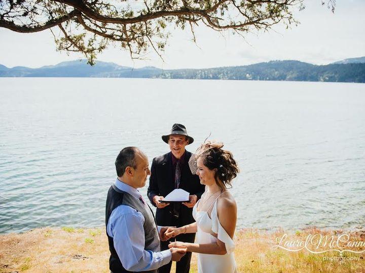 Tmx 1481129561309 Geneva And Roberts Wedding Eastsound, Washington wedding officiant