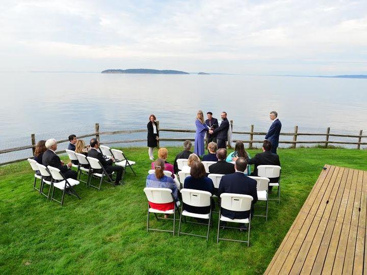 Tmx 1491594171319 Thompson House Wedding Eastsound, Washington wedding officiant