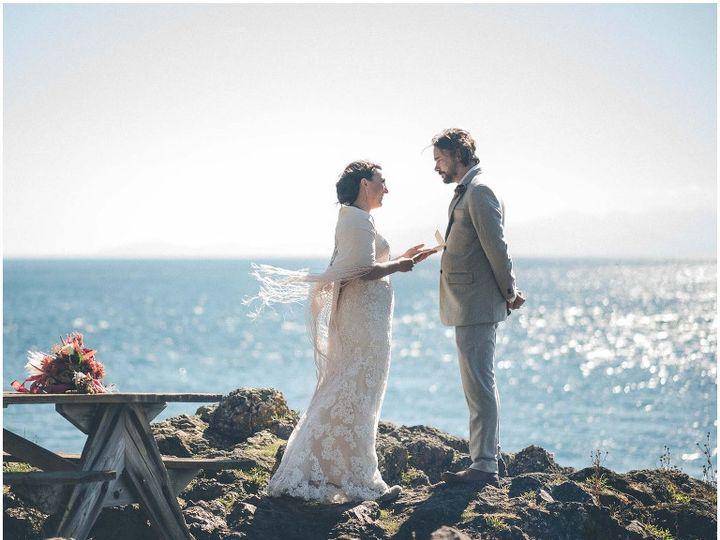 Tmx San Juan Islands Wedding 042pp W768 H584 51 953545 158233304949712 Eastsound, Washington wedding officiant