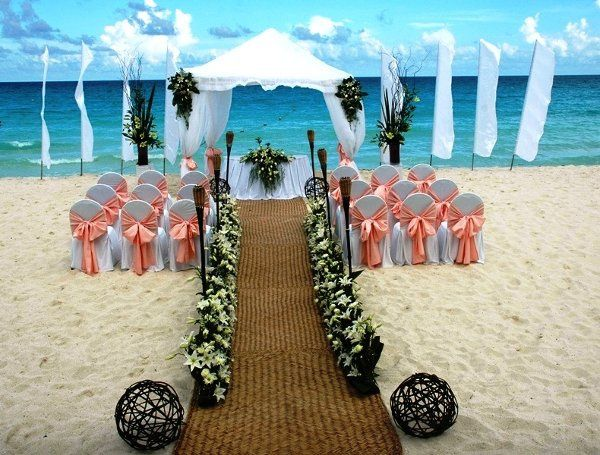 Crown Paradise Club All-inclusive Resort  Wedding location