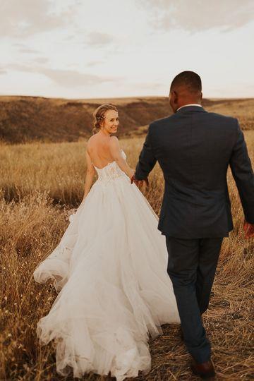 Northern AZ Bridal Session