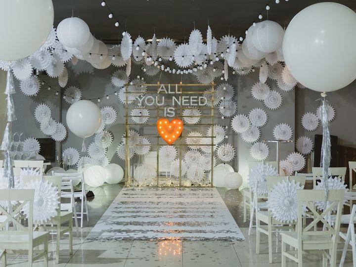 Tmx 1451389988810 White Wedding Ceremony   The Wedding Planner Denve Denver wedding eventproduction