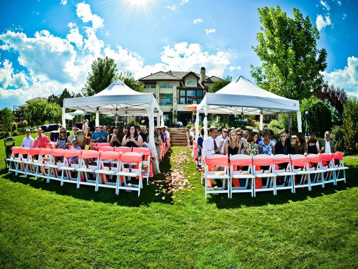 Tmx 1451390265130 Coral  White   Ceremony   Wedding Planner Denver Denver wedding eventproduction