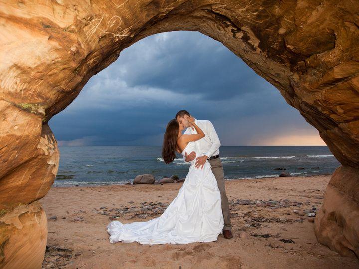 Tmx 1451390437290 Rock Arch Kissing Wedding Cpl   Wedding Planner De Denver wedding eventproduction