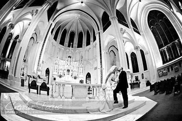Tmx 1451439894548 Black  White Wedding   Catholic Church   Wedding P Denver wedding eventproduction