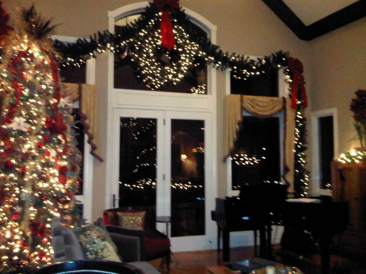 Tmx 1451441744946 Red White  Gold Christmas Decor   Party Planner De Denver wedding eventproduction