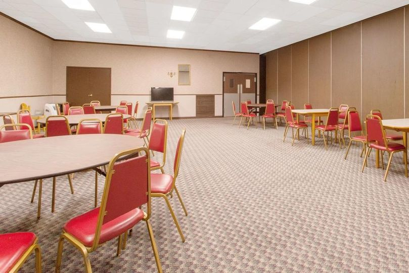 Half of the Function Room