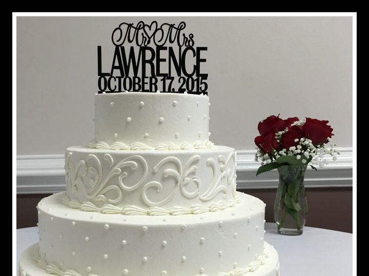 Tmx 1478124959496 Picsart10 27 08.10.26 Norristown wedding cake