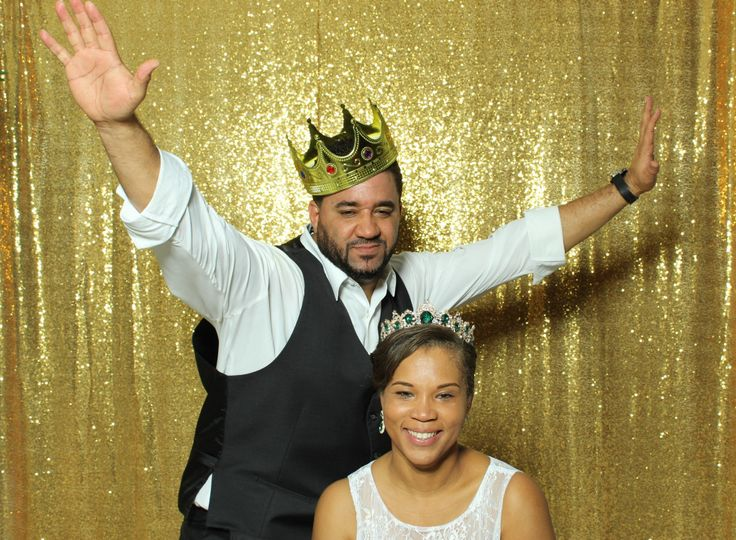 King and his new queen