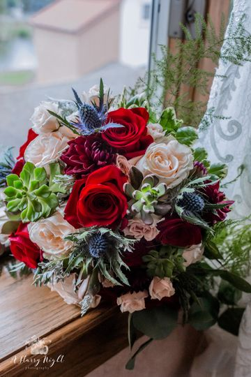 Frankenmuth-Florist-Bouquet