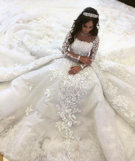 Mazdo\'s Bridal - Dress & Attire - Los Angeles, CA - WeddingWire