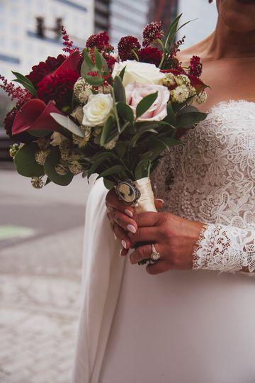 Bridal bouquet - Nardello Photos