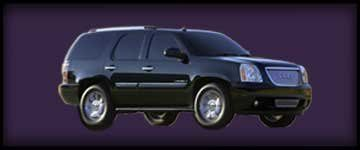 Our beautiful SUV provides a little more elbow room for nights on the town, proms, airport runs.