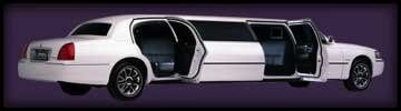Our exclusive 5th door stretch limousine provides easy entry when you?re in your wedding gown or...