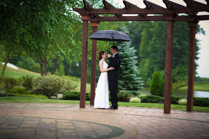 Atkinson country club wedding