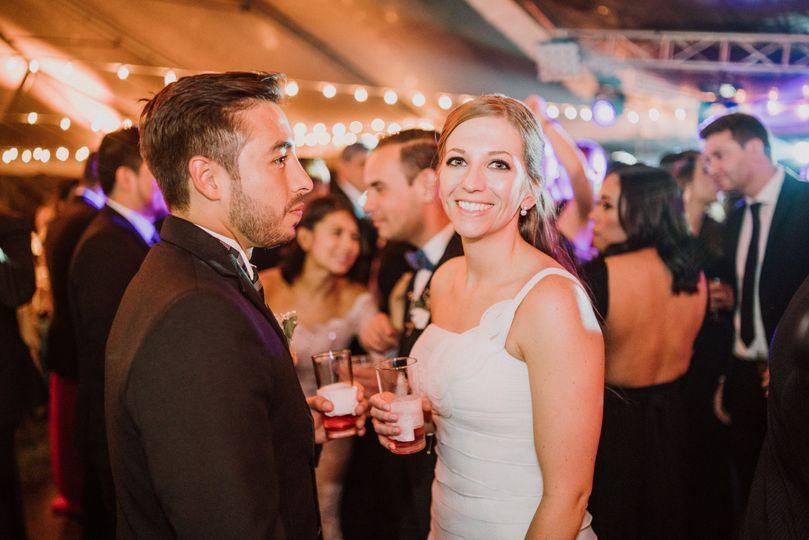 Wedding party - photo by thomas brodman