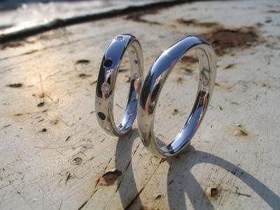 Tmx 1251379165296 Hiropebblewithsappdiam Brooklyn, NY wedding jewelry