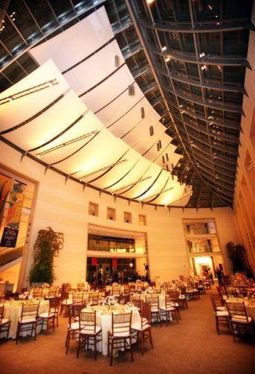Peabody Essex Museum Atrium,