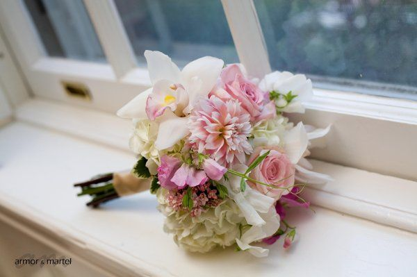 Soft colored bouquet