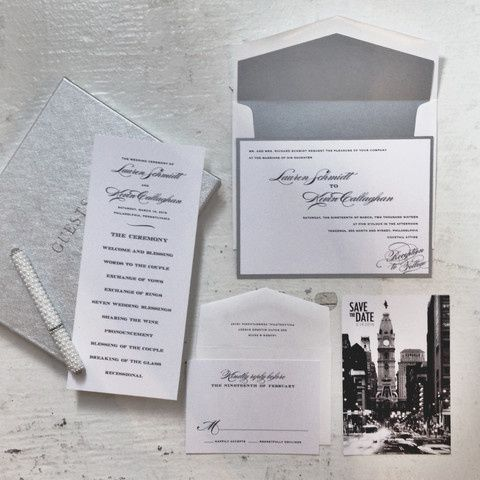 Tmx 1468531389956 Laurenschmidtlarge Philadelphia, PA wedding invitation