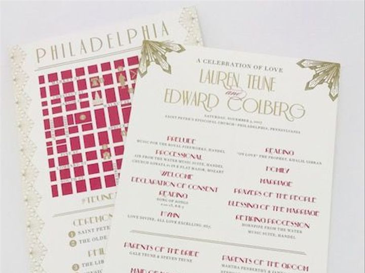 Tmx 1535832023 9aff7b64bfafac3d 1535832022 500f4e851b9d5ff5 1535832022102 3 Teune Program Philadelphia, PA wedding invitation