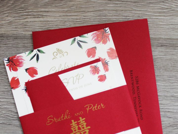 Tmx Chan Invitations 51 372645 1568306845 Philadelphia, PA wedding invitation