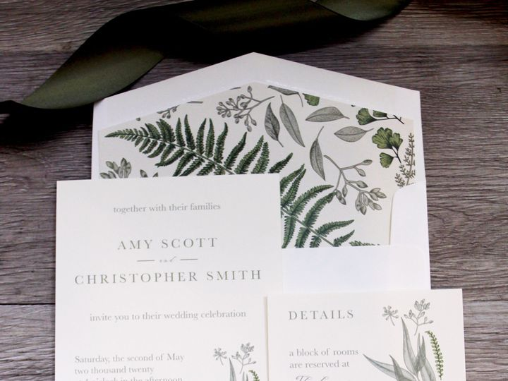 Tmx Scott Pic 1 51 372645 1566683964 Philadelphia, PA wedding invitation