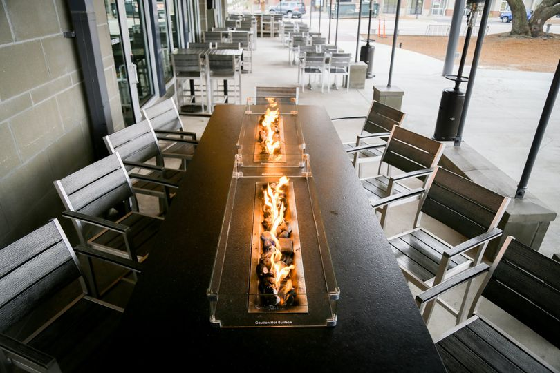 Fire tables!