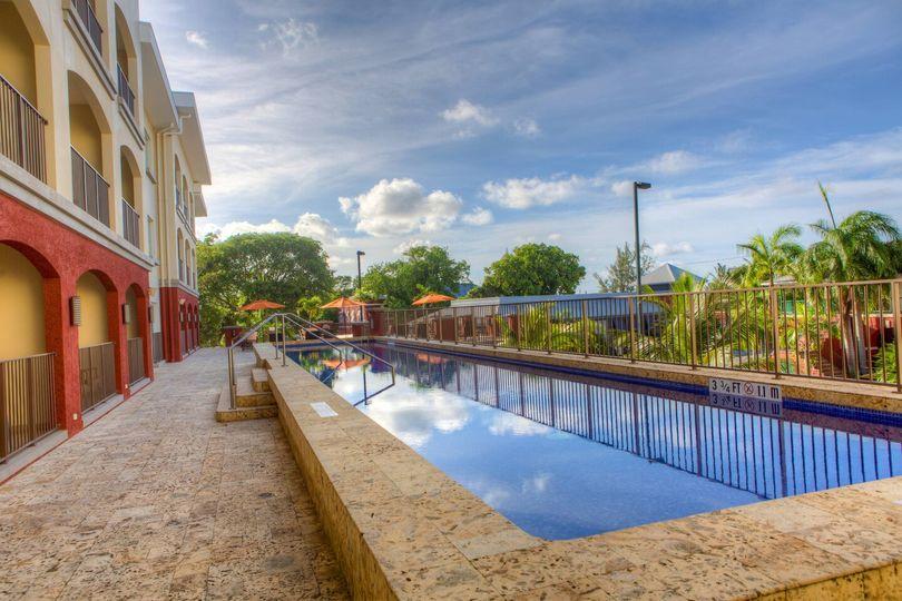 High-quality amenities