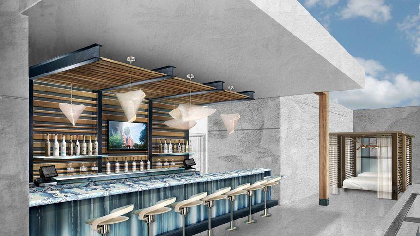 Atlantic Pool Bar