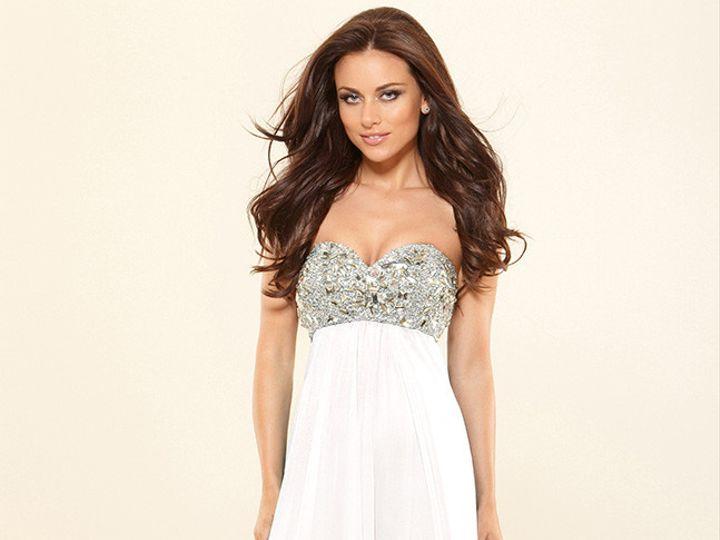 Tmx 1414164570410 228p1528 Ivory Millburn wedding dress