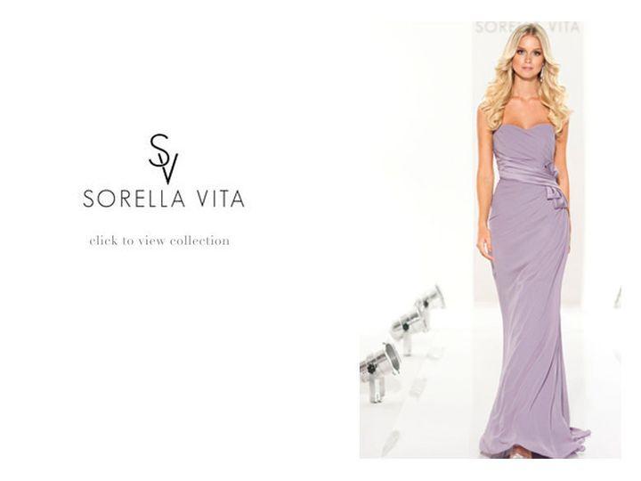 Tmx 1414164958682 Sorellavitacopy Millburn wedding dress