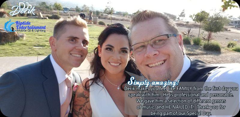 San Diego destination wedding