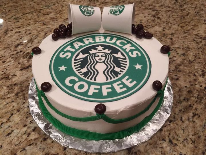 One layer cake